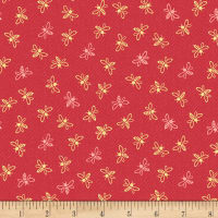 Laura Berringer Ki-Coo Gardens Honey Bee Red