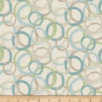 Laura Berringer In The Round Brush Stroke Circles Cream
