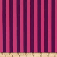 FreeSpirit Tula Pink All Stars Tent Stripe Foxglove