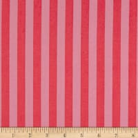 FreeSpirit Tula Pink All Stars Tent Stripe Poppy