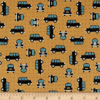 Lewis & Irene City Nights Cab Metallic Black/Copper