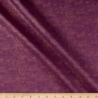 Lewis & Irene City Nights Pavement Metallic Copper Maroon