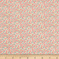 Liberty Fabrics Tea For Two Budding Blossom Multi