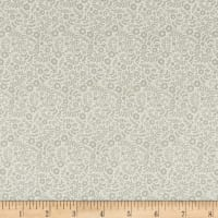 Liberty Fabrics Tea for Two Daisy Dance Grey