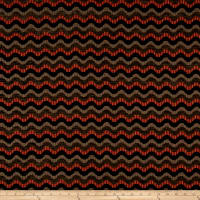 Artistry Navajo Southwest Okee Yarn-Dyed Chenille Jacquard Spur