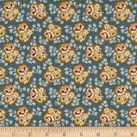 Andover Windermere Corsage Teal