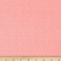 Andover Top Drawer French Press Stripe Baby Pink