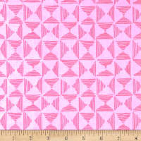 Andover Top Drawer Basket Weave Baby Pink