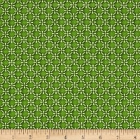 Maywood Studio Emma's Garden Dimensional Geo Green
