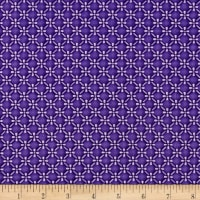 Maywood Studio Emma's Garden Dimensional Geo Purple