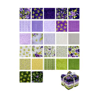 Maywood Studio Emma's Garden 28 Pcs. Fat Quarter Bundle Multi