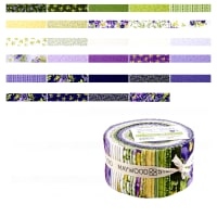 "Maywood Studio Emma's Garden 2.5"" Strips 40 Pcs. Multi"