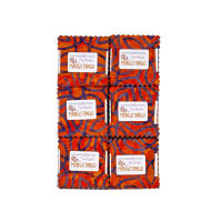 "Maywood Studio Mango Tango Batiks 2.5"" Mini Charms 42 Pcs. Multi"
