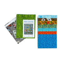 Maywood Studio Kit Quilter's Road Trip Quilt Kit Multi