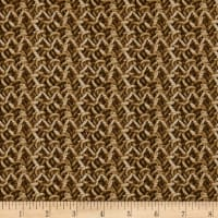 Go Fish Rope Net Brown