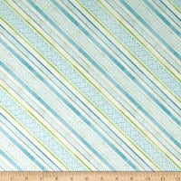 Wilmington Humming Along Diamond Stripe Tan
