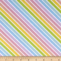 Wilmington Sparkle Magic Shine Diagonal Stripe Rainbow