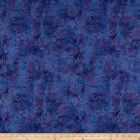 "Wilmington Essential 108"" Backing Whirlpools Dark Purple"