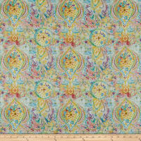 Wilmington Bohemian Dreams Boho Paisley Golden