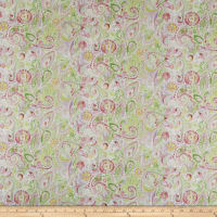 Wilmington Bohemian Dreams Dream Paisley Pink