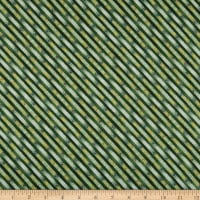 Wilmington Bohemian Dreams Stripe Green