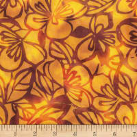 Anthology Fabrics  Art Inspired Automat  Stained Glass Amber