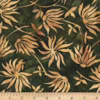 Anthology Fabrics  Art Inspired Automat  Black Eyed Susan Cypress