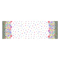 Michael Miller Minky Les Jardins Double Border Multi