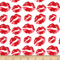 Michael Miller American Dream House Glam Girls Pout Lipstick