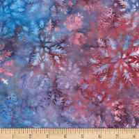 Timeless Treasures Tonga Batiks Jewel Amethyst Wintry Mix Royal