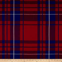 Ralph Lauren Home LCF68325F Rift Valley Plaid Yarn-Dyed Basketweave Maasai