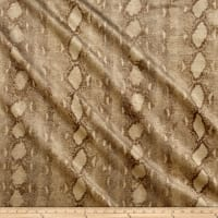 Ralph Lauren Home Diamond Python Duck Sepia