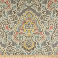 Waverly Artesanias Ikat Duck Mineral