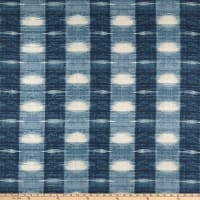 PKL Studio Sashika Plaid Duck Baltic