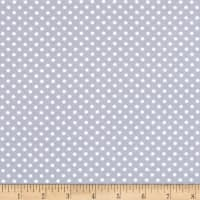 Two Tone Dot Flannel Grey