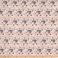 Penny Rose Abbie Floral Pink