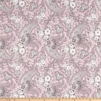 Penny Rose Rose Garden Paisley Pink
