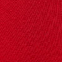 Heavy Rayon Stretch Jersey Knit Solid Tomato Red