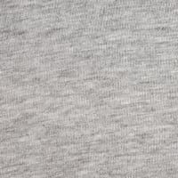 Rayon Stretch Jersey Knit Solid Heather Grey