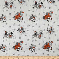 Springs Creative Disney Mickey & Minnie Vintage Married Life Multi