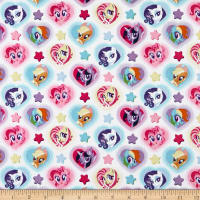 Springs Creative Hasbro My Little Pony Heart Toss Multi