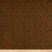 "Maywood Studio 108"" Beautiful Backing Elegant Scroll Brown"