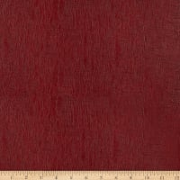 Richloom Tough Skyscraper Faux Leather Merlot