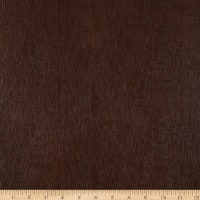 Richloom Tough Skyscraper Faux Leather Chocolate