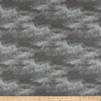 Clothworks Misty Tonal Dark Taupe