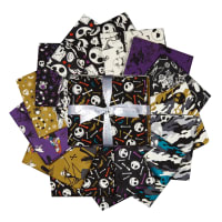 Disney Jack is Back Fat Quarter Bundle Multi 14 pcs.