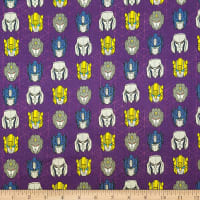 Camelot Hasbro Transformers Head Toss in Purple
