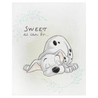 "Disney Sentimental Dalmatian 36"" Panel Multi"