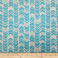 MOD Blocks Block Chevron Aqua