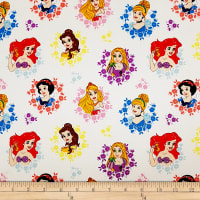 Disney Forever Princess Princesses In Wreaths in Multi